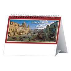 Calendarietto da tavolo Roma ieri 2022
