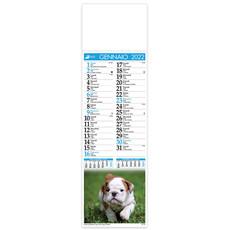 Calendario silhouette Cani e Gatti 2022