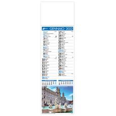 Calendario silhouette Città 2022