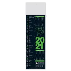 Calendario silhouette Fluo 2021