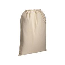 Sacchetto in cotone naturale 30x45 cm colore naturale