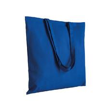 Shopper Jessy colorata in cotone 120g colore royal