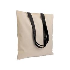 Shopper in cotone organico 135g colore nero
