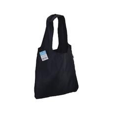Shopper in RPET ripiegabile colore blu