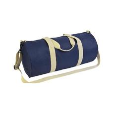 Borsa sport Torun con tracolla colore blu