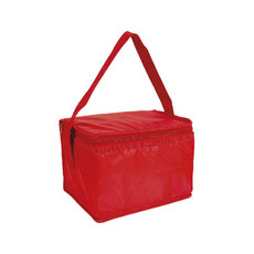 Borsa termica Playa colore rosso