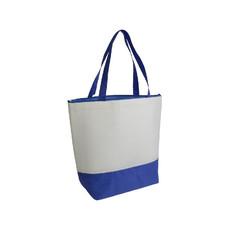 Borsa termica bicolore Sunday colore blu royal bianco