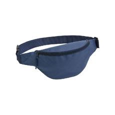 Marsupio con 1 tasca e cintura regolabile  colore blu