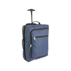 Trolley da viaggio Viajar colore blu