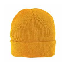 Cappellino in maglia Must  colore giallo