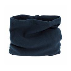 Fascia scaldacollo senza cordino colore blu