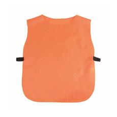 Pettorina bambino taglia unica colore arancione
