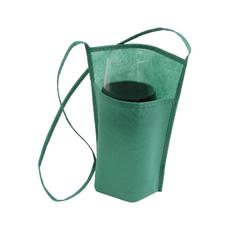 Porta bicchiere da degustazione colore verde