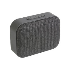 Altoparlante Bluetooth con microfono incorporato colore nero