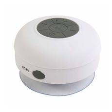 Altoparlante Bluetooth da doccia waterproof colore bianco