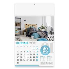 Calendario illustrato Arredamento 2022