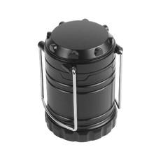 Lampada da campeggio a LED COB colore nero