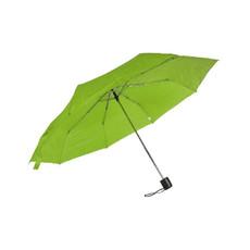 Mini ombrello manuale con astuccio  colore verde mela