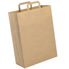 Shopper grande in carta riciclata