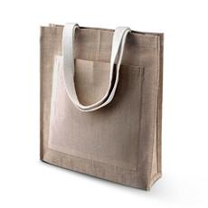 shopper in iuta personalizzato