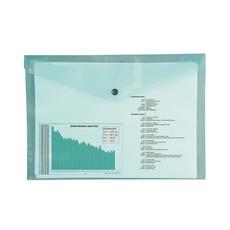 cartellina personalizzata trasparente