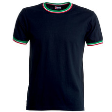 T-shirt manica uomo corta Tricolore Payper