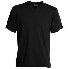 T-shirt manica corta con collo a V colorata V-neck Payper