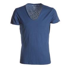 t-shirt manica corta collo moicano slubby jersey Illegal Payper