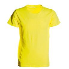 t-shirt manica corta slubby jersey fluo Discovery Payper