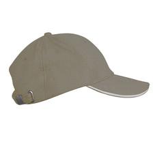 Cappellino uomo 6 pannelli