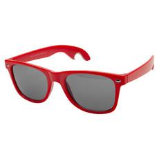 Occhiali da sole con apribottiglia - colore Rosso