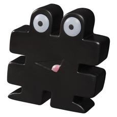 Antistress a forma di hashtag - colore Nero