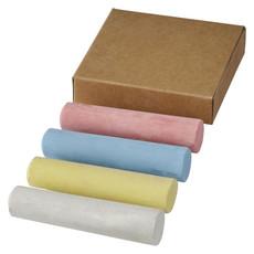 Set 4 gessetti colorati - colore Naturale