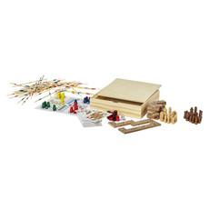 Set giochi in legno - colore Legno