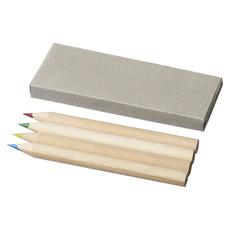 Set pastelli 4 pezzi - colore Naturale