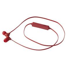 Auricolari Bluetooth con batteria ricaricabile - colore Rosso