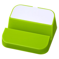 Hub USB con supporto per cellulare - colore Lime