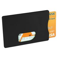 Porta carte di credito RFID - colore Nero
