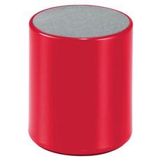 Speaker Bluetooth cilindrico - colore Rosso
