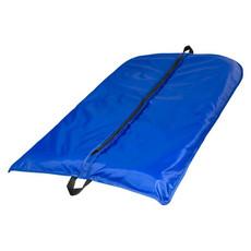 Porta abiti in poliestere - colore Blu Royal