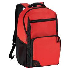 """Zaino portacomputer 15,6"""" con organizer - colore Rosso"""