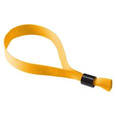 Braccialetto in poliestere - colore Arancio