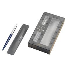Penna Jotter blu royal con pouch set regalo - colore Blu