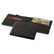 Portafoglio con protezione RFID - colore Nero