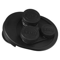 Set lenti per cellulare 4 in 1 - colore Nero
