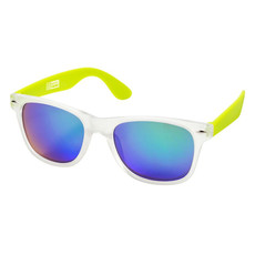 Occhiali da sole lenti cat. 3 - colore Lime/Trasparente