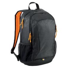 """Zaino porta computer 15,6"""" e porta tablet Ibira - colore Nero/Arancio"""