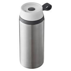 Bicchiere termico antiperdita in acciaio - colore Argento