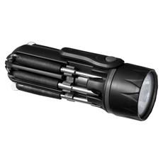 Cacciavite con torcia 8 in 1 STAC - colore Nero