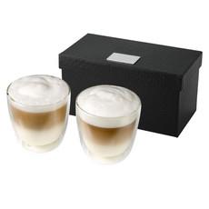 Set caffè 2 bicchieri 200ml - colore Trasparente